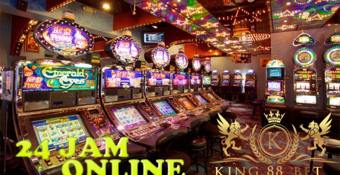 Mesin Slot Judi Casino terpopuler