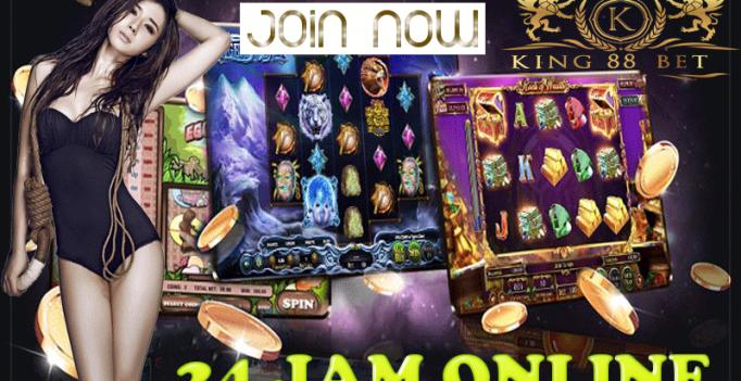 Agen Judi Slot Casino dengan bonus terbesar