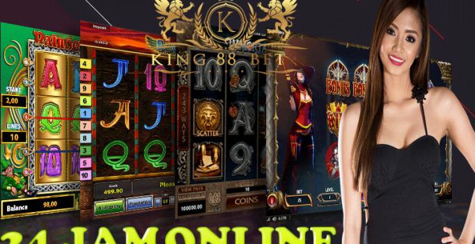 Judi Slot Taruhan Online terlengkap di tahun 2020