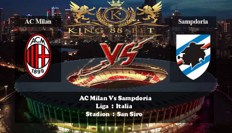 Untitled 1 - Prediksi Ac Milan Vs Sampdoria 06 Januari 2020